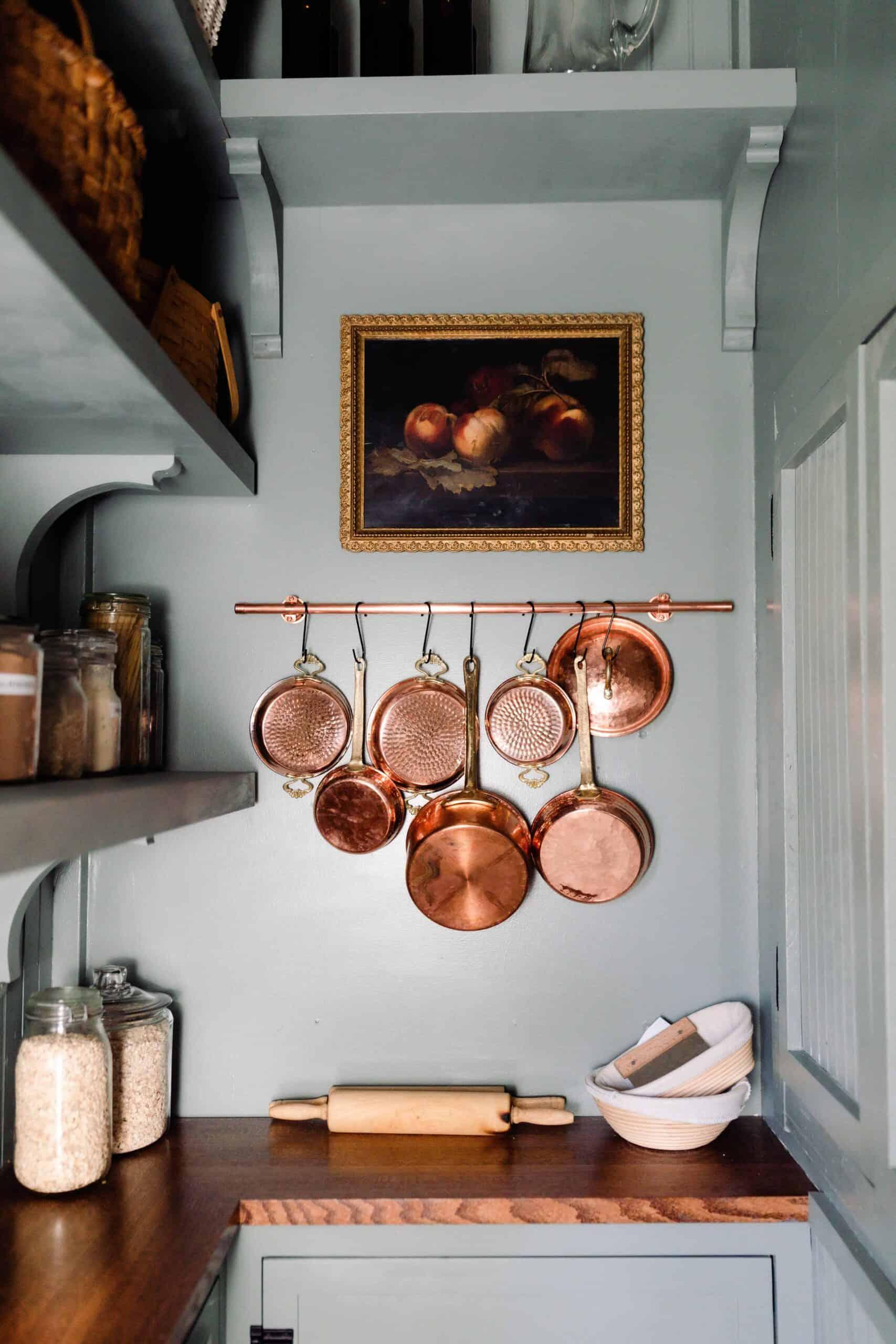 victorian farmhouse pantry reveal