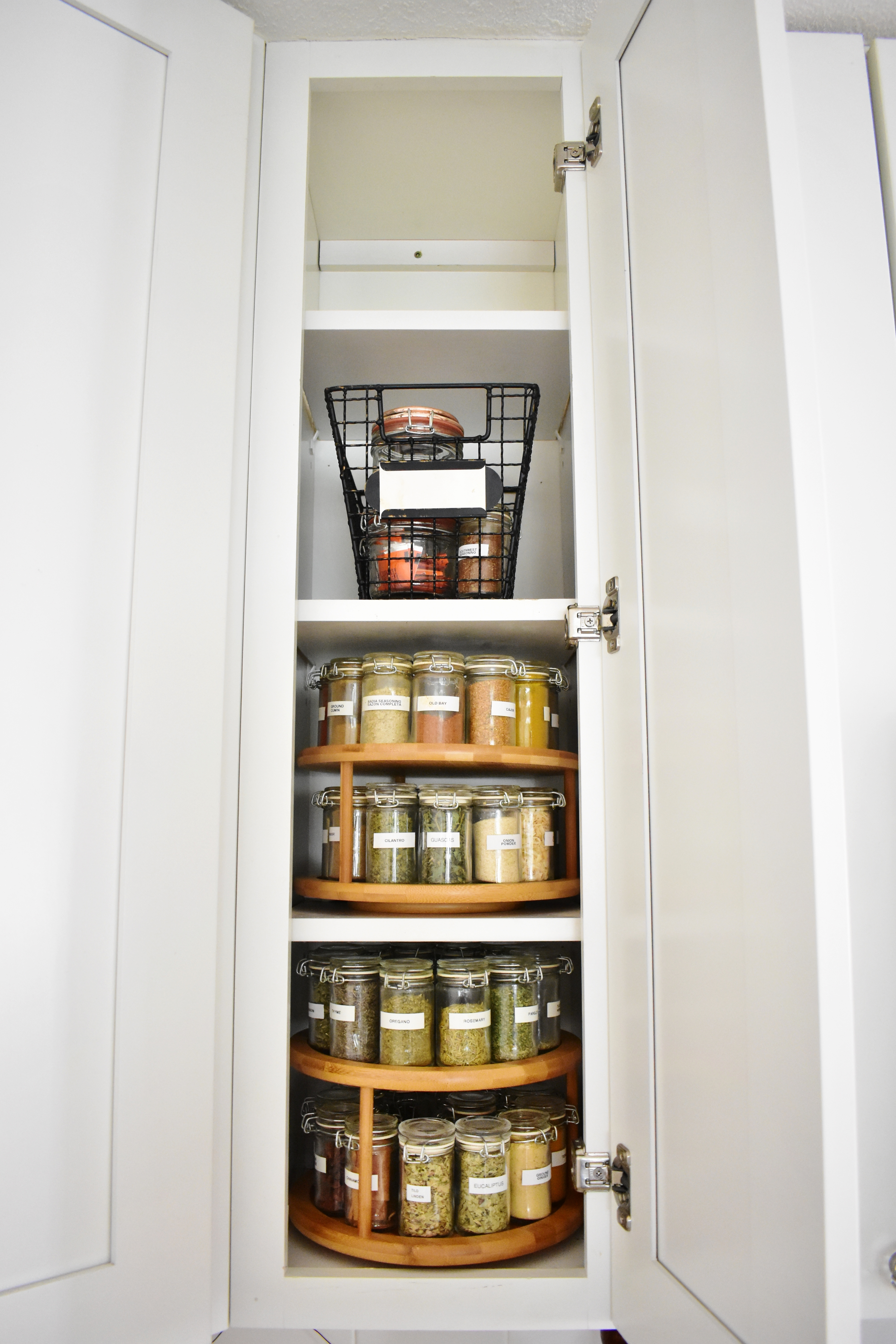 of containers my kmart myself created organization cabinet labels kitchen by perfect from pantry baskets