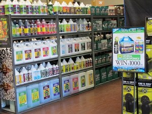 hydroponic store supplies