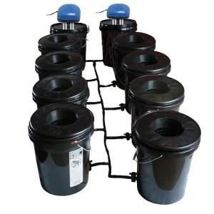 Deep water culture hydroponic kits