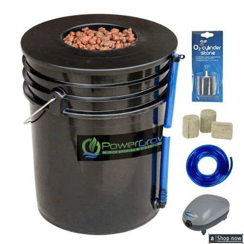 Deep Water Culture DWC Kit 5 Gallon Bucket