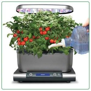 Aerogrow gardening