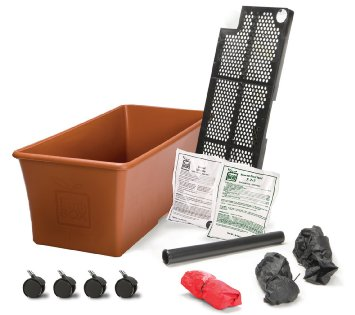 EarthBox Garden Kit, Terra Cotta