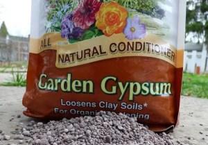 Gypsum For Mushroom Garden