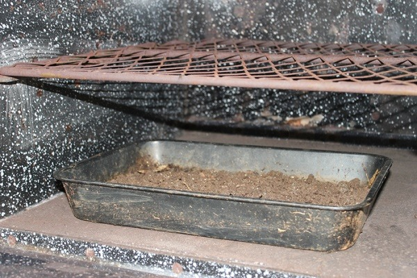 Pasteurize Compost