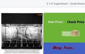 SuperRoom - Grow Room