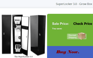 SuperLocker Grow Box