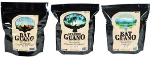 Seabird guano fertilizer