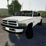 2nd Gen Dodge Ram 3500 V2 0 Car Farming Simulator 2019 19 Mod