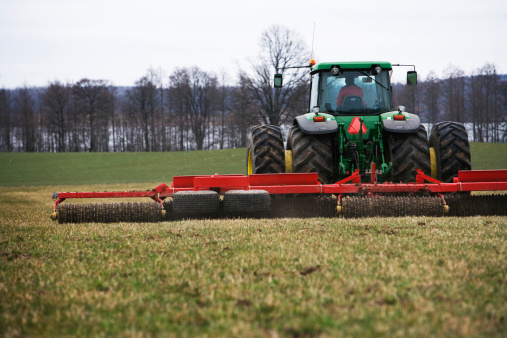 Farming Equipment Accidents - Farm Injury Resource Center