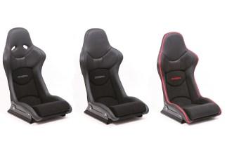New Cobra Nogaro seat
