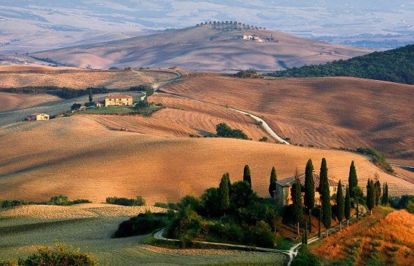 agriturismo in the chianti hills
