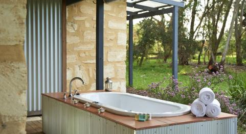 farmstay perth with hot tub, margaret river