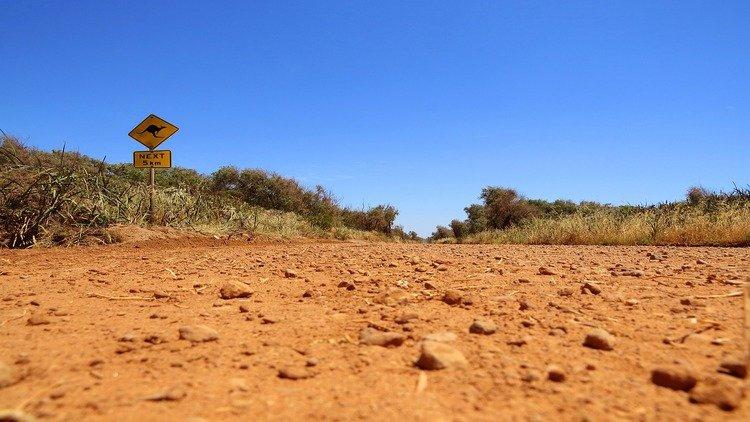 Outback farm stay station, Western Australia.