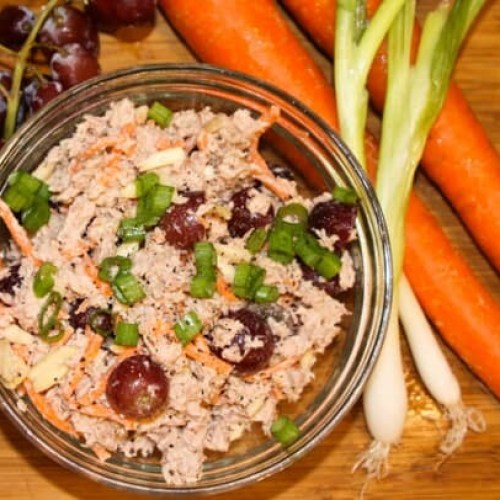 Loaded Whole30 & Paleo Tuna Salad