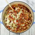 Paleo & Whole30 Cabbage Beef Soup