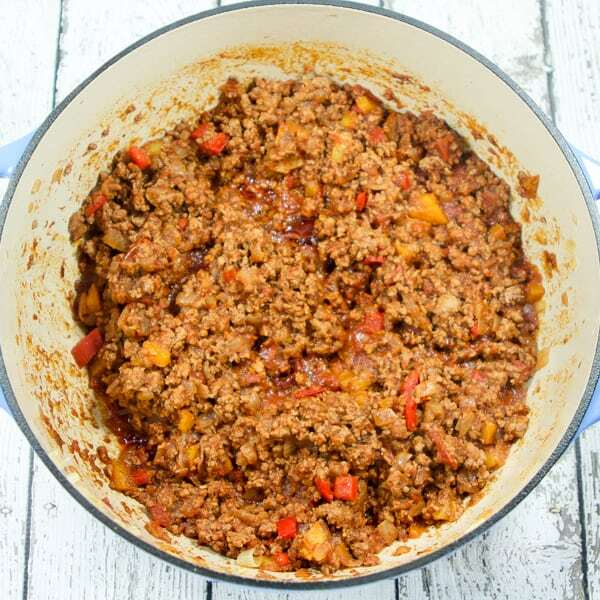 Sweet, a tad spicy, rich, chunky and robust, these Paleo and Whole30 Sloppy Joes are out of this world delicious + easy to make! The perfect weeknight meal!
