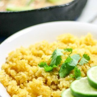 Paleo and Whole30 Plantain Rice