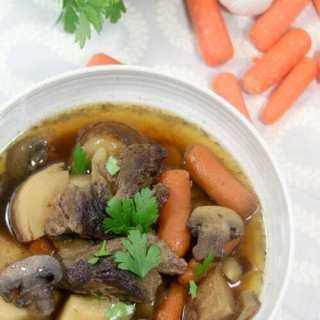 Whole30 Slow Cooker Beef Stew