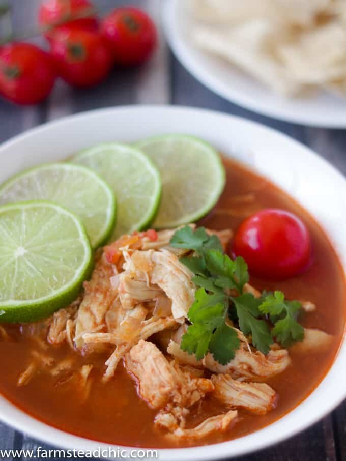 Whole Foods Chicken Tortilla Soup Recipe