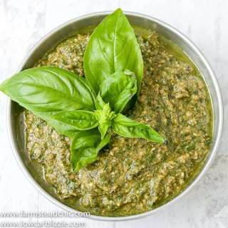 Keto Pesto – How to Make Pesto