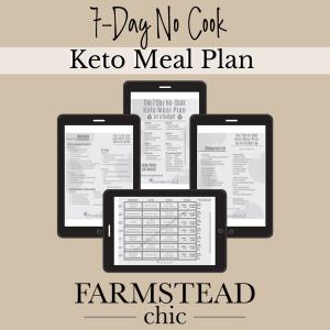 Copy of Keto Meal Plan Instagram Post