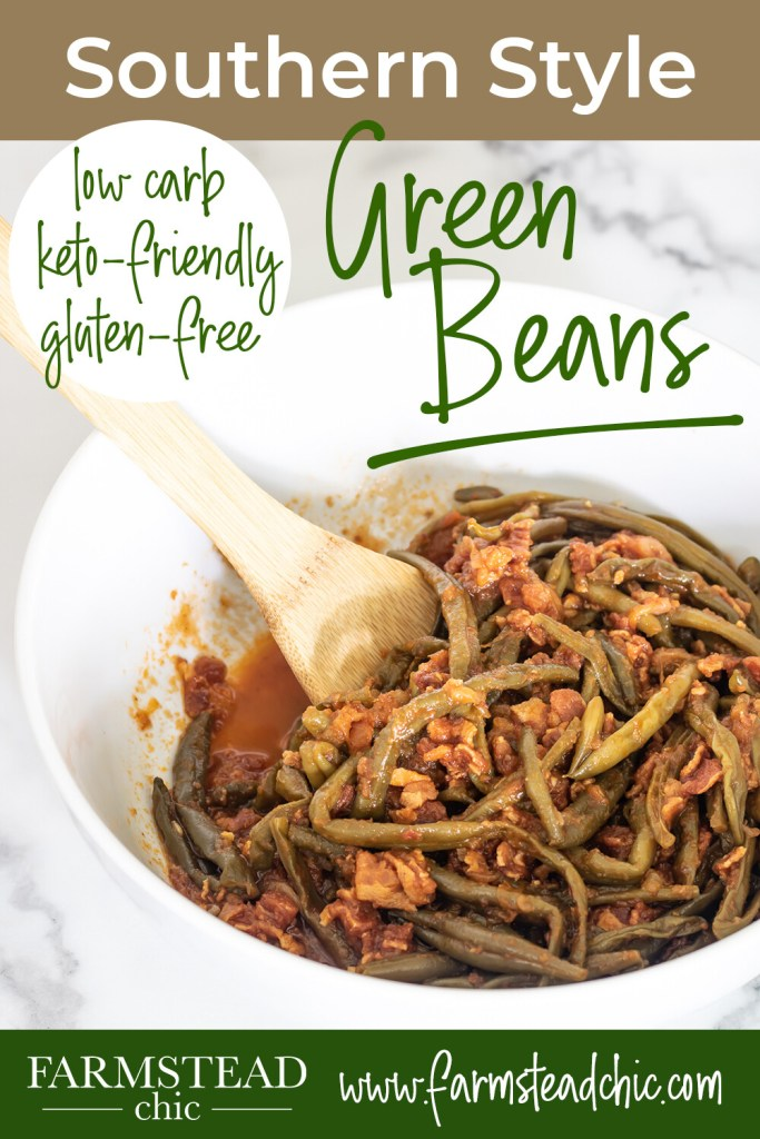 Southern Style Keto Green Beans