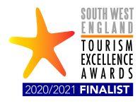 South West Tourism England logo landscape FINALIST