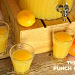 This is the best punch recipe. It combines pineapple, orange and lemon flavors for a an addicting drink for any party.