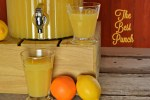 The best punch recipe, hands down. Always a crowd-pleaser and can be frozen for a slush too.