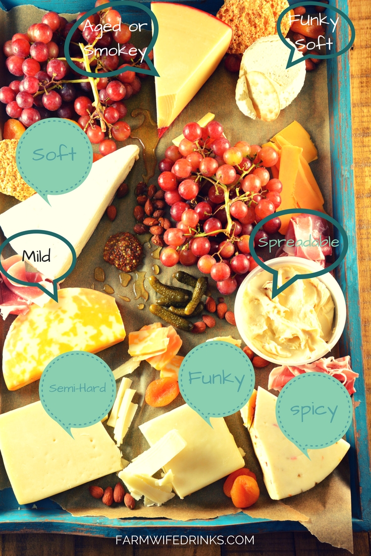 How to make a cheese plate