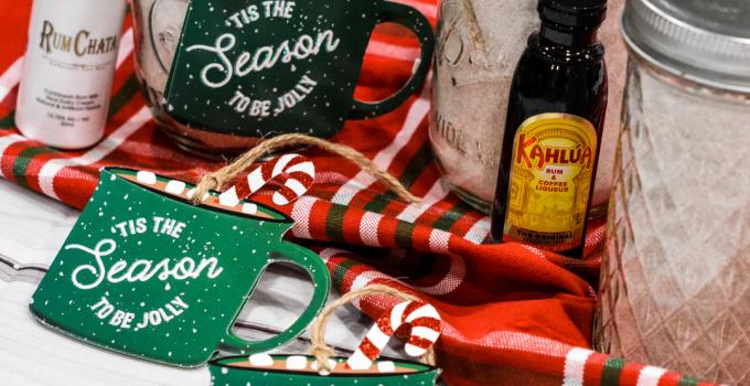 French Vanilla Hot Chocolate Mix – Mason Jar Drink Mix Gift