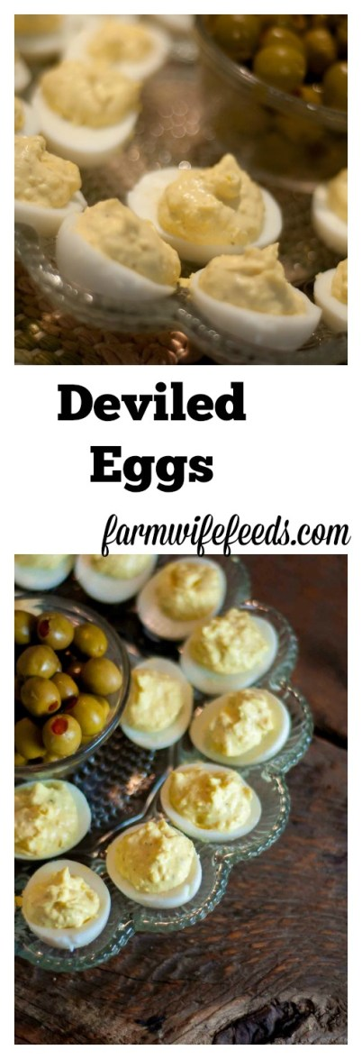 Deviled Eggs With A Kick - easy to make