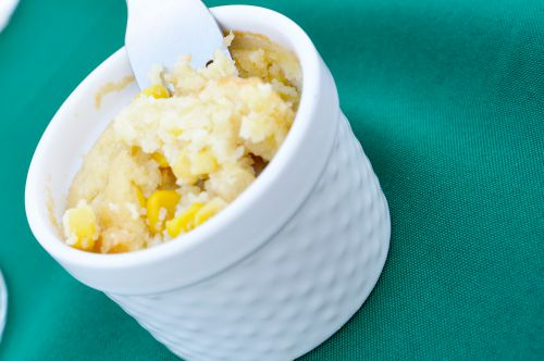 Indiana Corn Pudding- perfectly savory and sweet!
