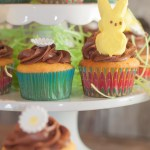 Easy Easter Cupcake Ideas