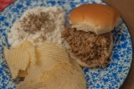 Cheesy Burger, Cheesie Burger or Loose Meat Cheese Buger! Call it what you want, I call it a super easy supper fix that pleases everyone!