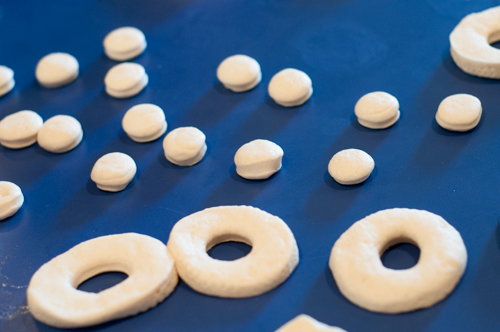 Easy Homemade Donuts are a great treat for a weekend breakfast or a fun after school snack!