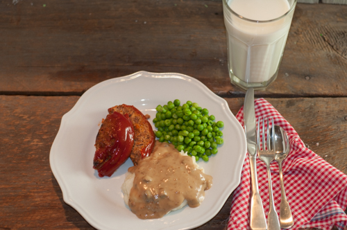 My Mom's Meatloaf Recipe is a family pleaser and my ultimate comfort food.