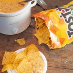 Crock Pot Chili Con Queso Dip