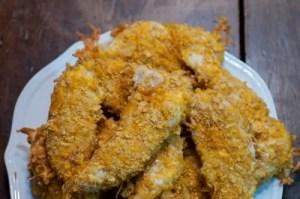 Cheesy Chicken Tenders