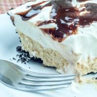 Fluffy Peanut Butter Pie