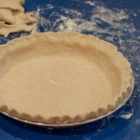 Great Grandmother's Lard Pie Crust