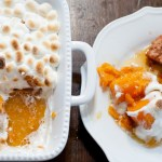 Twice Baked Candied Sweet Potatoes