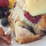 Mickey's Breakfast Lasagna