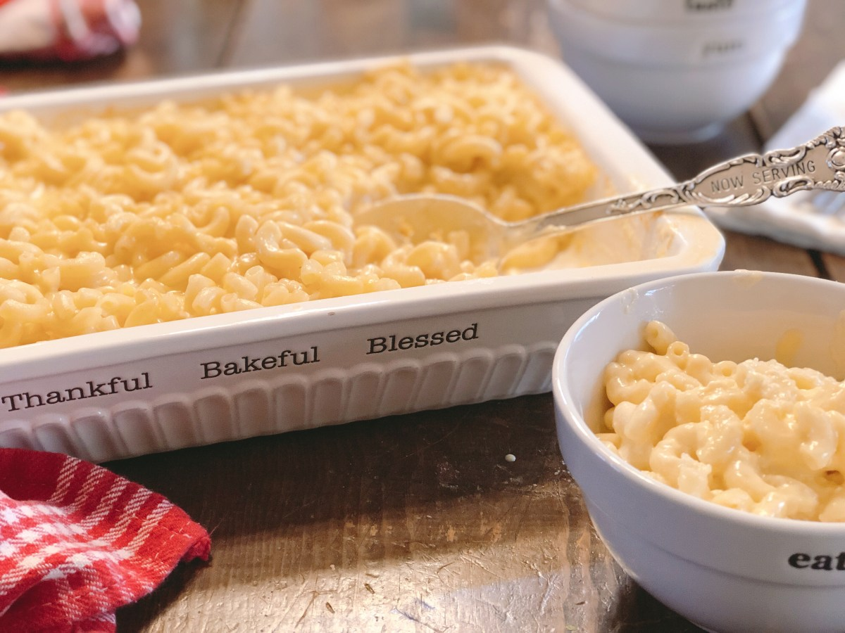 Almost Award Winning Mac and Cheese