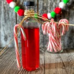 Super Simple Peppermint Syrup