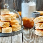 Cream Cheese Buttermilk Cinnamon Sugar Biscuits