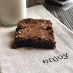 Gluten-Free One Bowl Brownies