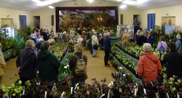winter gardening weekend 2006-8