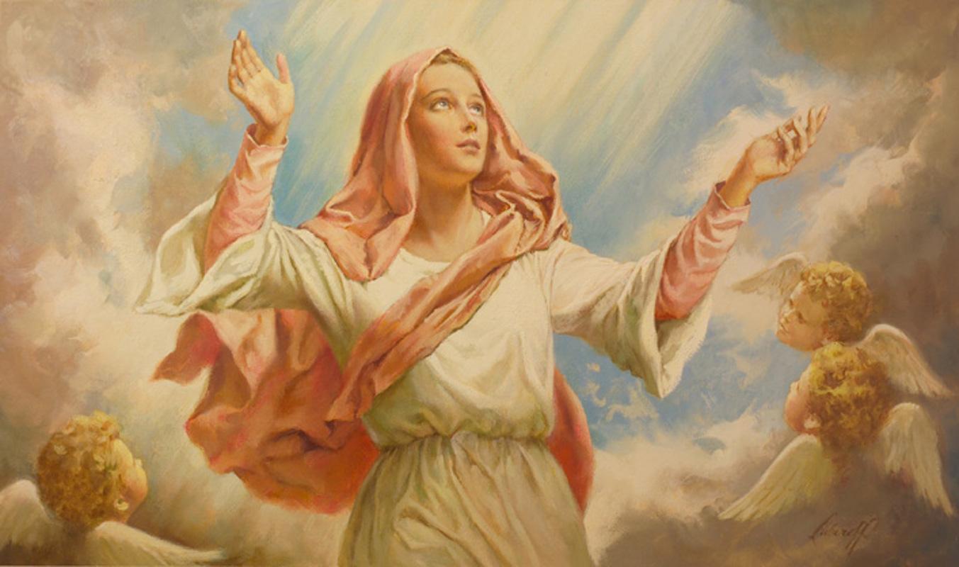 Risultati immagini per assunzione maria